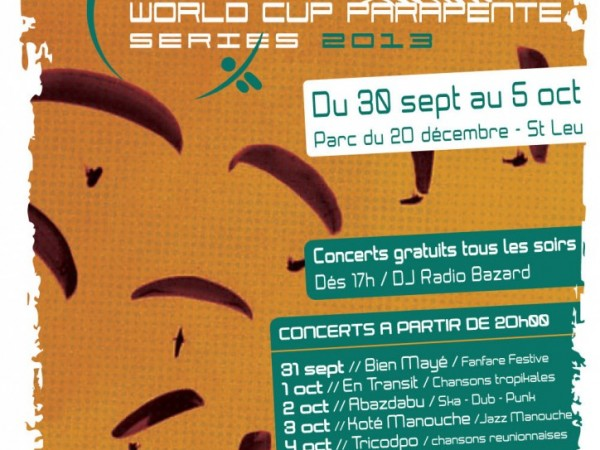 world cup parapente - rdutemps